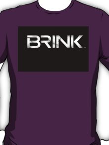 Brink Video Game T-Shirt/Accessories T-Shirt