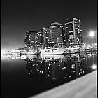 Dockland in Monochrome by MD81