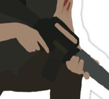 Daryl Dixon - The Walking Dead Sticker