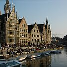Ghent afternoon by Jason Ross