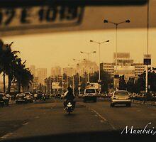 Mumbai by Cab by Mahesh Jadu