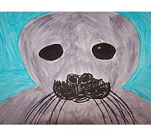 Save The Chubsy-Wubsy Seals Photographic Print