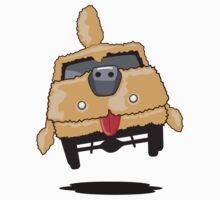 Mutt Cutts Dumb Shag Waggon Dog Car Kids Clothes