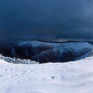 Sun, Snow, and Storm by John Barratt