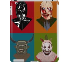 ALL MONSTERS ARE HUMAN iPad Case/Skin