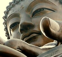 Big Buddha - Lantau Island Hong Kong by redaw11