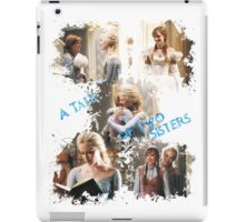 Once Upon a Time - A Tale of Two Sisters iPad Case/Skin