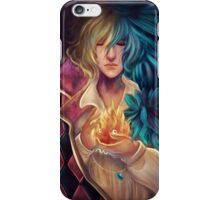 Howl iPhone Case/Skin
