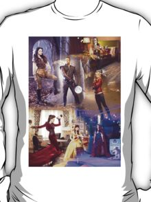 Once Upon A Time - main cast T-Shirt