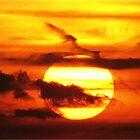 Devil's Dyke Sunset by webgrrl