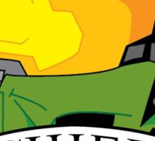 Master Chief Version 2 Sticker