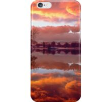 Rolling Thunder Sunset iPhone Case/Skin