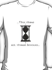 Riddles In The Dark (Time) - The Hobbit T-Shirt