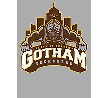 Gotham Reckoners Photographic Print