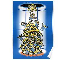 Minions Portals Poster