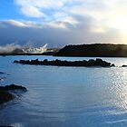 Blue Lagoon in the Morning by karina5