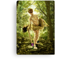 Hyacinth and Apollo Canvas Print
