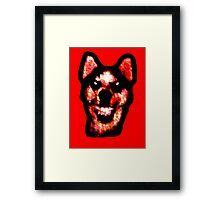 Smile Dog (CreepyPasta) Framed Print