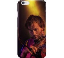 Bellowhead on stage  iPhone Case/Skin