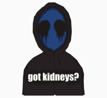 Eyeless Jack Got Kidneys? Kids Clothes