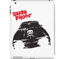 death proof iPad Case/Skin