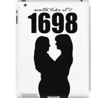 Carmilla - Waltz like it's 1698 iPad Case/Skin