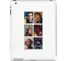 The Pythons - Beatles Tribute Poster iPad Case/Skin