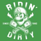Ridin' Dirty by Brandon Wilhelm