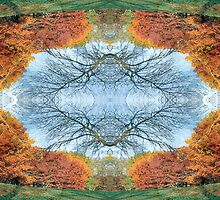 Golden Hill Tapestry by Paul Westermann