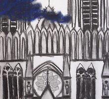 Notre Dame by Sarah Bentvelzen