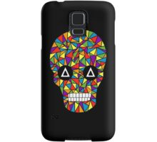 It's day of the dead and I'm Indiana Jones here Samsung Galaxy Case/Skin