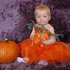 Halloween Princess by Sandra Caven