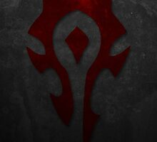 For the Horde! by ghosthousedsign