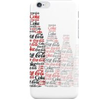 The Coke Project iPhone Case/Skin
