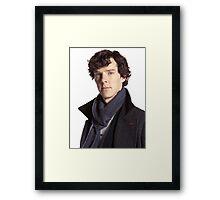 Cumberlock Framed Print
