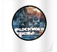 Clockwork Indigo - Flatbush Zombies - The Underachievers Poster