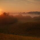 Otway Sunrise by Joe Mortelliti