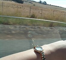 Driving to Devonport by Angela Barnard