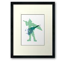 Meteor (FFVII) Framed Print