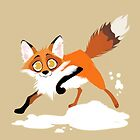 Fox by Lifeanimated
