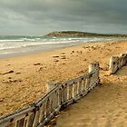 Early Morning Raaf&#x27;s Beach by Joe  Mortelliti