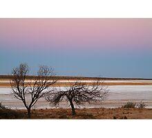 Salt Flats Simpson Desert,S.A. Photographic Print