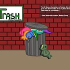 Trash by rawbun