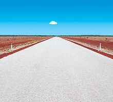White Road, Northern Hwy W.A by Jason Kimberley