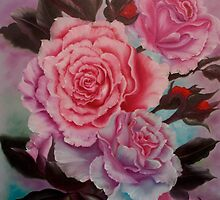 """'Stop and Smell the Roses!"""" by Micheal Giddens"""