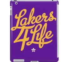 Lakers 4 Life iPad Case/Skin