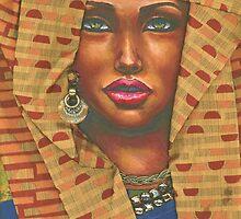 Headwrap by Alga Washington