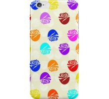 Roses In Colors iPhone Case/Skin