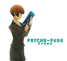 Psycho pass  by ruri0san