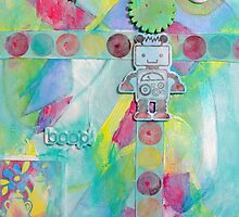 Robot Love by Becky Roesler